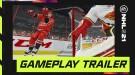 NHL 21 демонстрирует новые особенности геймплея