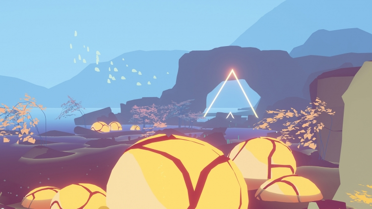 Медитативное приключение Shape of the World выйдет в начале следующего года