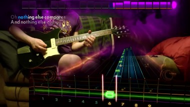 "Rocksmith Remastered - DLC - Alt. Lead - Coldplay ""Clocks"""