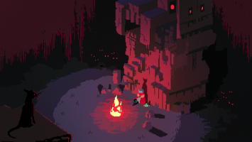 PS4-версия Hyper Light Drifter теперь поддерживает 60 FPS