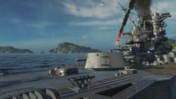 "World of Warships ""Геймлейный тизер . Противостояние"""