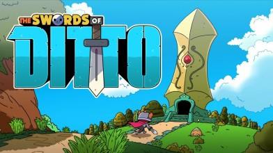 Демонстрация игрового процесса The Sword of Ditto