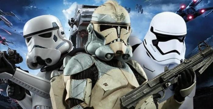 Star Wars Battlefront I, II, III: Star Wars Battlefront II делает ставку на опыт