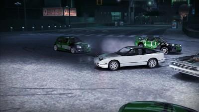 Прохождение игры 'Need for Speed: Carbon' с использованием 'Ниссана 240SX' - Часть 10