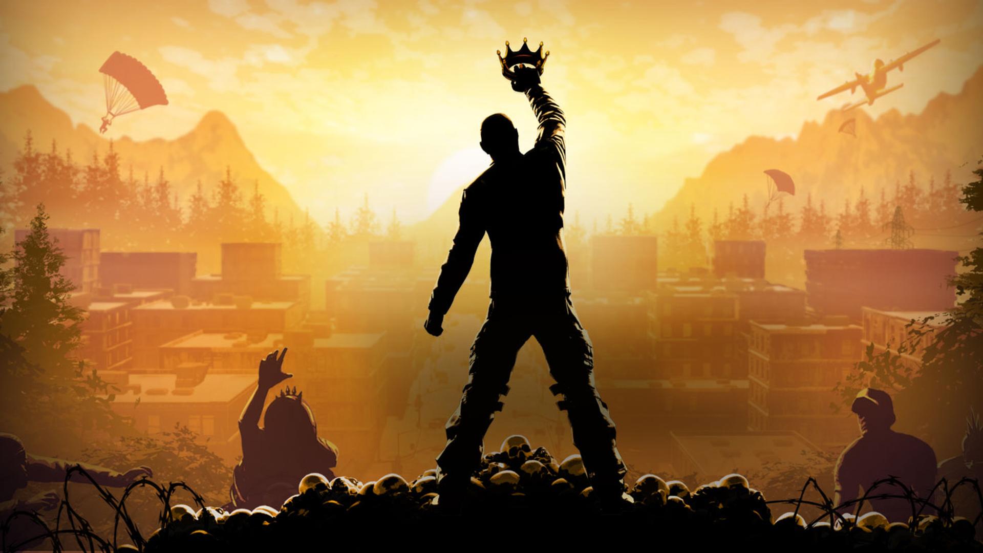 Картинки по запросу h1z1 king of the kill