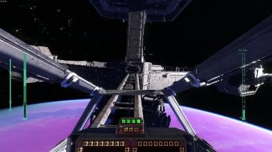 Космические станции в космосиме Infinity: Battlescape