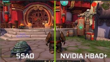 Технологии GameWorks в World of WarCraft: Warlords of Draenor