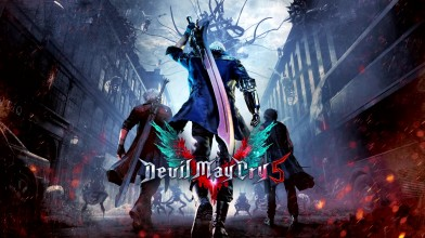 Devil May Cry 5 OST Casey Edwards feat. Ali Edwards - Devil Trigger Full Song [HQ] 5.mp4