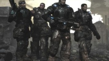Тизер-трейлер Gears of War 3 8 апреля?
