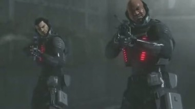 "Binary Domain ""Slum Kids Cutscene"""