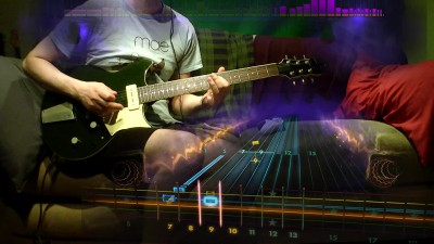 "Rocksmith 2014 - DLC - Guitar - James Brown ""Living In America"""