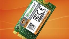 Промышленные твердотельные накопители Greenliant ArmourDrive 88 PX развивают скорость передачи данных до 3470 МБ/с