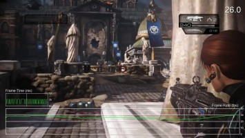 Xbox One Gears of War 1/2/3/Judgement Тест обратной совместимости - Frame-Rate Test (DigitalFoundry)