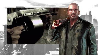 История джонни клебица (GTA IV: The Lost and Damned) [GamePerson]