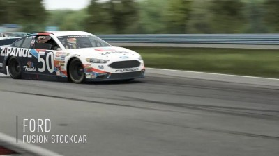 "Project CARS ""Трейлер US Race Car Pack"""