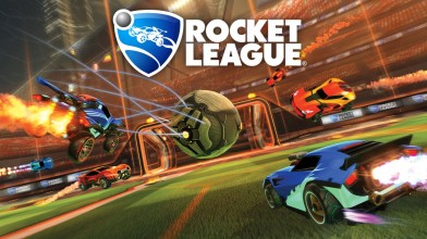 Rocket League Анонсировано новое DLC - Hot Wheels Triple Threat DLC Pack