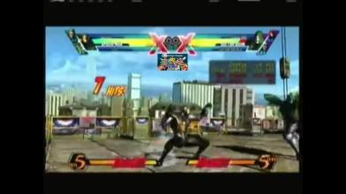 Все комбо Человека-Паука в Ultimate Marvel vs Capcom 3