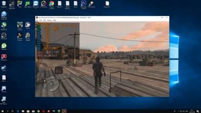 Red Dead Redemption 20-30 fps на эмуляторе Xenia