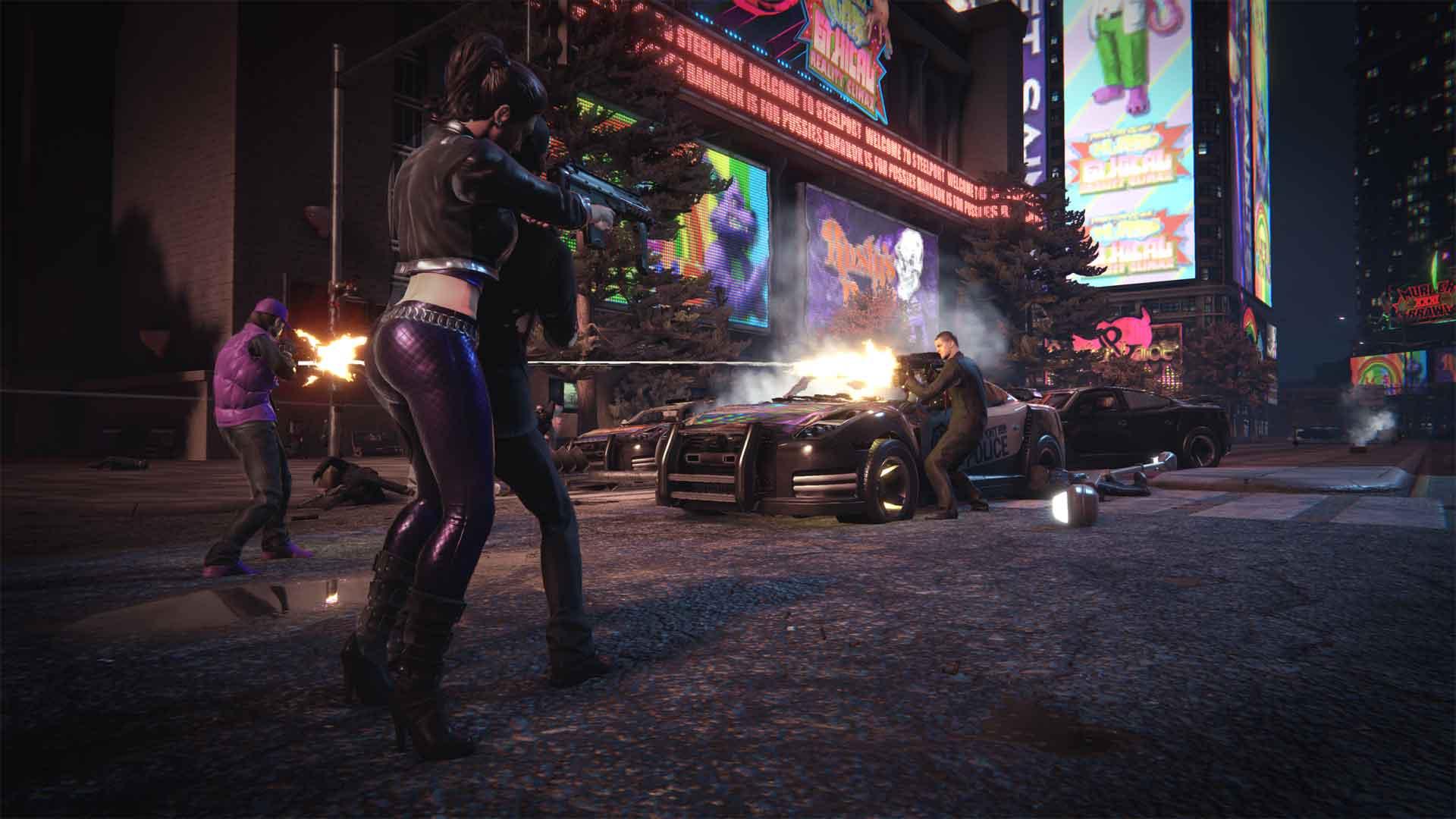 Стал известен размер ремастера Saints Row: The Third на Xbox One