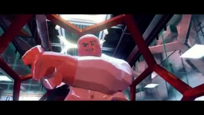 "LEGO Marvel Superheroes ""Трейлер Big Figure"""