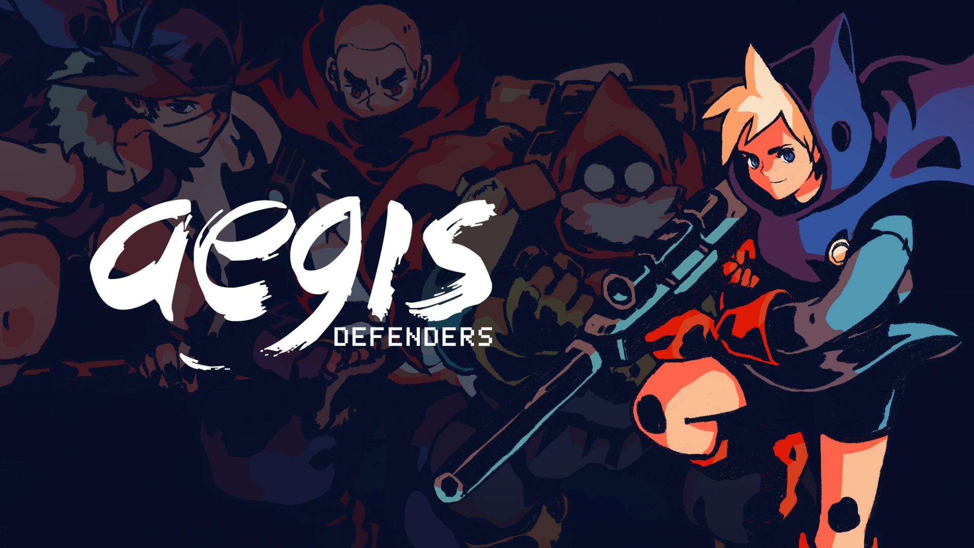 Aegis Defenders - стала временно бесплатной в Steam