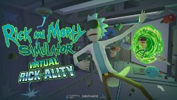 Rick and Morty: Virtual Rick-ality вышла на PlayStation VR