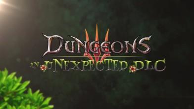 Трейлер дополнения An Unexpected для Dungeons 3