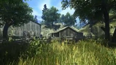 Call of Juarez Environment