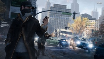 Watch_Dogs за 319 рублей в Steam