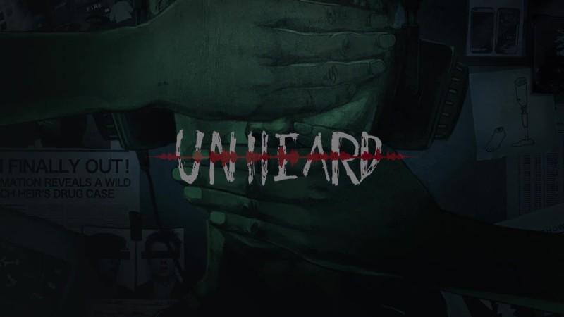 Unheard - официальный трейлер игры в жанре таинств и загадок