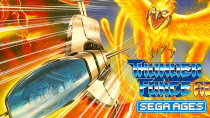 На Nintendo Switch состоялся выход Sega Ages Thunder Force AC