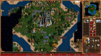 Как менялись игры Heroes of Might and Magic
