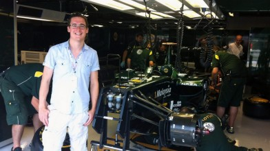 Энди Грей про создание трасс в F1 2016