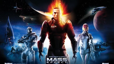 Серии игр Mass Effect исполнилось 11 лет