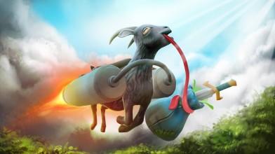 Goat Simulator получит еще одно DLC, на этот раз с романтической историей
