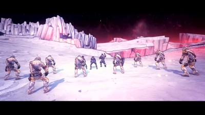 "Borderlands: The Pre-Sequel ""Moon Dance Trailer"""