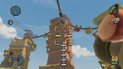 Worms Ultimate Mayhem. Бациллистая Трисс. #1 [PC] [LunoFox]