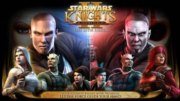 Star Wars Knights of the Old Republic 2: The Sith Lords - крупный апдейт