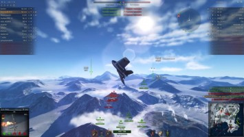 World of Warplanes - Me.329 [Battlemovie #30]