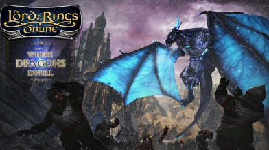 В The Lord of the Rings Online вышло обновление The Anvil of Winterstith