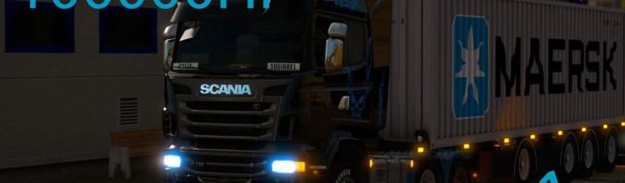 Двигатель 100 000 л.с. для Scania