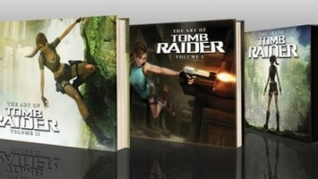 Eidos выпустит книги The Art of Tomb Raider