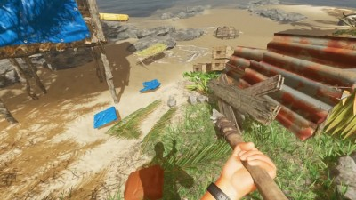 Обновление stranded deep 0. 11: новые предметы для выживания и.