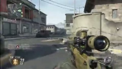 "Call of Duty: Black Ops 2 ""Sniper Gameplay Standoff"""