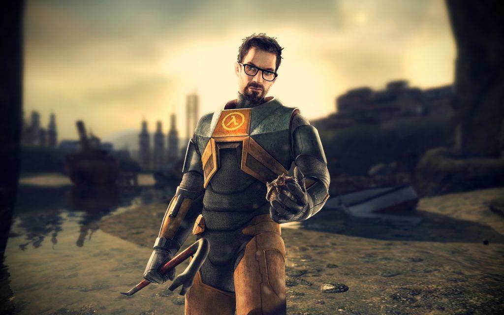Геймплейный ролик из игры Half-Life от Arkane, Half-Life 2: Episode 4