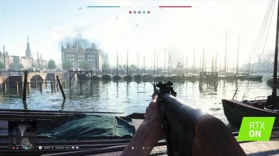 Battlefield V - Демонстрация RTX на CES 2019