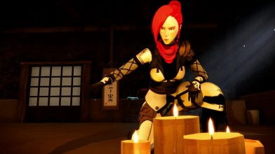 Aragami Nightfall - анонс трейлера на PS4
