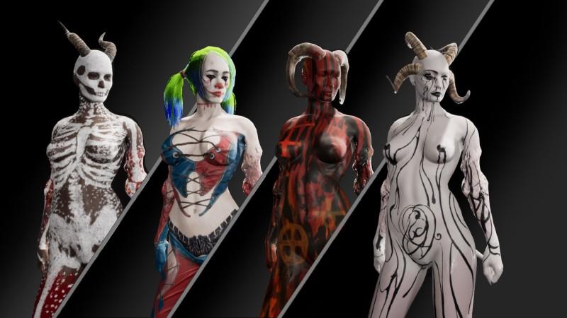 Кастомизация внешности и женщины-воительницы на новых скриншотах Succubus