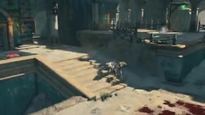 "God of War: Ascension ""Evil Ways Multiplayer Trailer"""