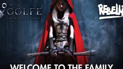 Новые хозяева Woolfe: The Red Hood Diaries
